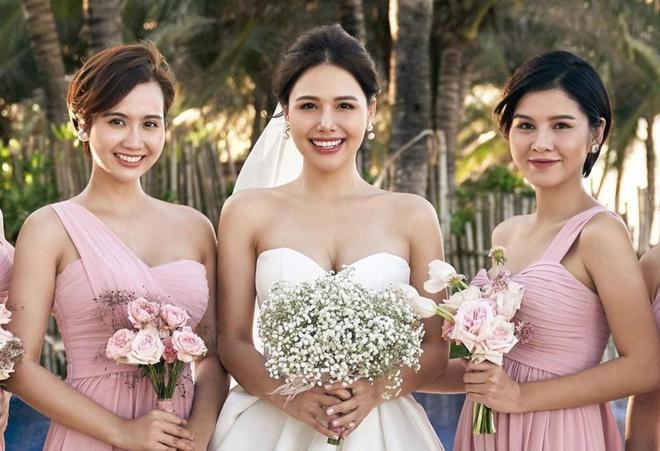Dàn phù dâu toàn hot girl đời đầu trong lễ cưới Phanh Lee-5