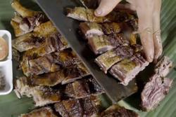 Đến Thanh Hóa thưởng thức món vịt đặc sản ngon khó cưỡng