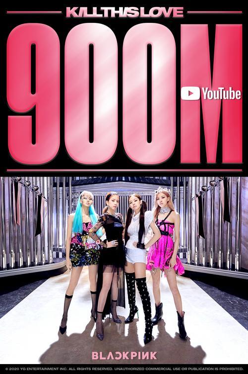 Kill This Love của BLACKPINK chạm mốc combo thành tích mới trên Youtube-2