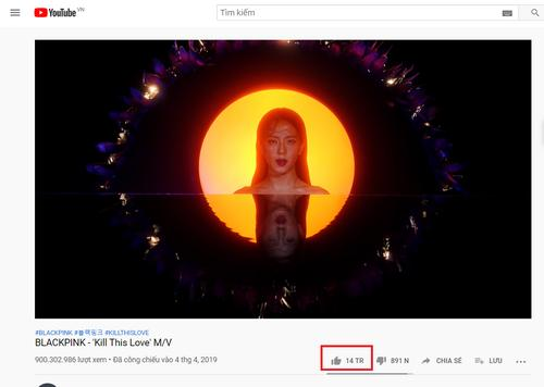 Kill This Love của BLACKPINK chạm mốc combo thành tích mới trên Youtube-3