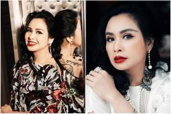 Nhan sắc tuổi ngũ tuần của ca sĩ Thanh Lam