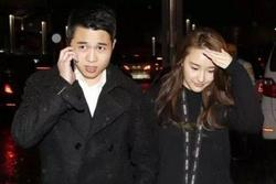 Con trai 'vua sòng bạc Macau' vẫn hẹn hò bạn gái khi đang lễ tang cha