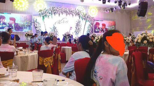 Dân mạng phát sốt những lễ tổng kết năm học của teen cuối cấp hoành tráng như tiệc cưới-1
