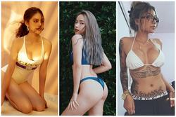 Châu Bùi và dàn hotgirl dính vào 'trai hư' Binz: Ai NÓNG nhất khi mặc bikini?