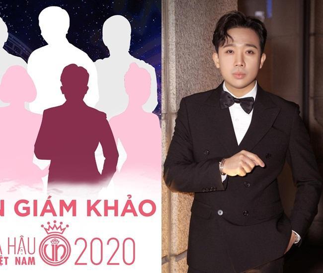 Nghi vấn Trấn Thành rút khỏi ghế giám khảo Hoa hậu Việt Nam 2020-3