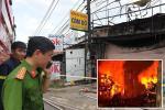 Nóng: Cháy tiệm cầm đồ ở Bình Dương giữa ban ngày, ít nhất 3 người tử vong