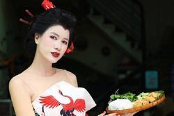 Quán bún đậu bị chê thảm, Trang Trần vẫn mong người review quay lại vì 'bóc phốt có tâm'