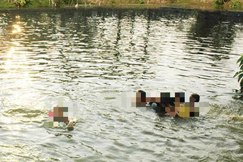 Miền Bắc nắng nóng cực điểm, chỉ trong 10 ngày có tới 13 học sinh đuối nước thương tâm-2