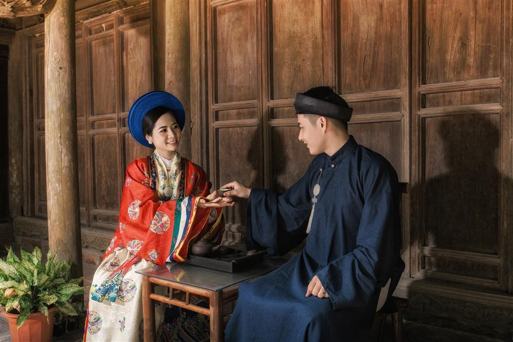 Ảnh cưới xuyên không của cô nàng Phú Quốc chủ động cầm cưa crush bằng list nhạc thất tình-8