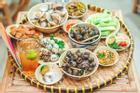 Hột vịt lộn và loạt món ăn vặt hút giới trẻ Sài thành