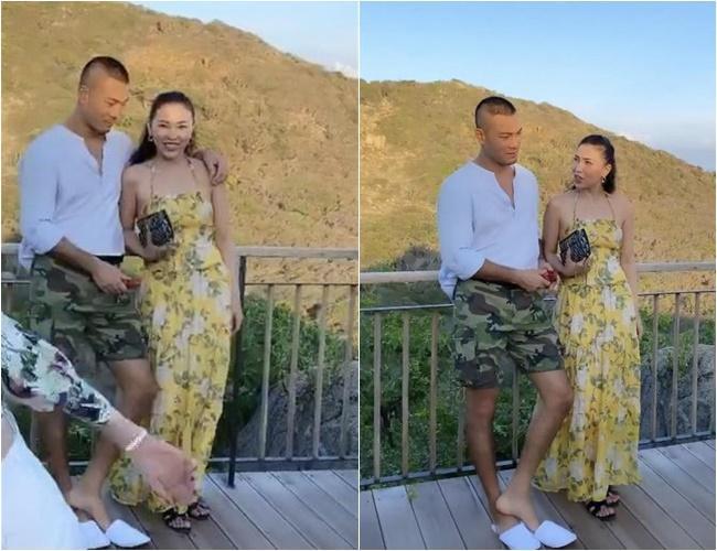 Chồng cũ bị nghi hẹn hò Quỳnh Thư, Quỳnh Nga bình chân như vại khi bị réo tên-2