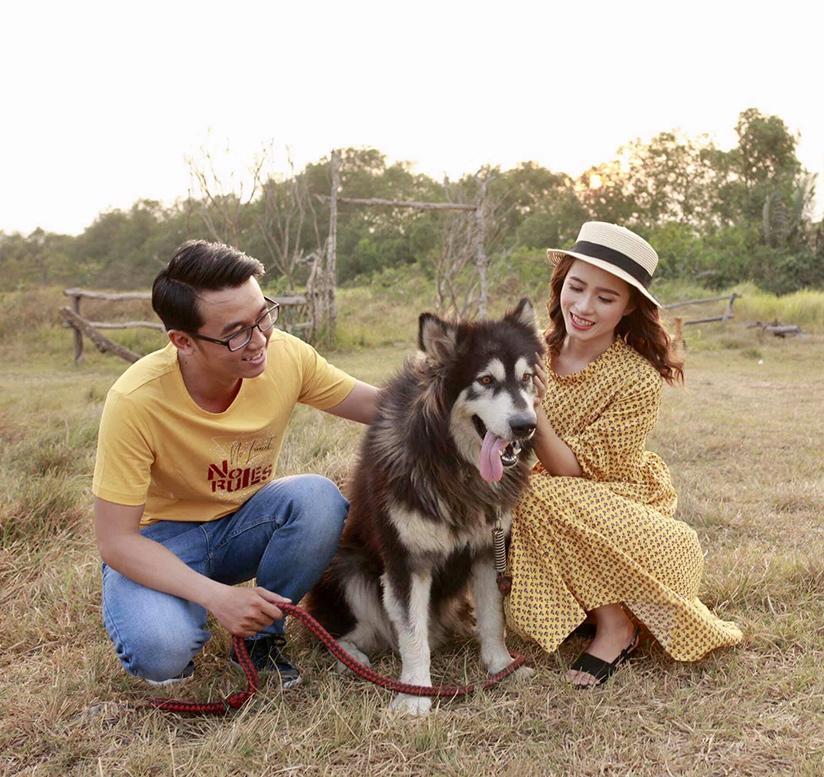 Cặp đôi siêu hot Bạn Muốn Hẹn Hò khoe ảnh con gái đầu lòng sau hơn 1 năm kết hôn-4