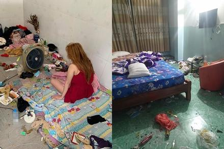 Chủ khách sạn hết hồn với căn phòng ngập rác, còn bị 2 gái đẹp 'bùng' tiền