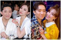 Sau Lệ Quyên đến lượt Hari Won chăm tạo dáng khoe nhẫn kim cương chồng tặng