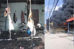 Vụ cháy tiệm cầm đồ ở Bình Dương: 2 vợ chồng và con trai 6 tuổi tử vong, nghi đốt nhà tự tử