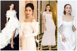 SAO MẶC ĐẸP: Nhã Phương - Ninh Dương Lan Ngọc gây thương nhớ với loạt váy trắng tinh khôi