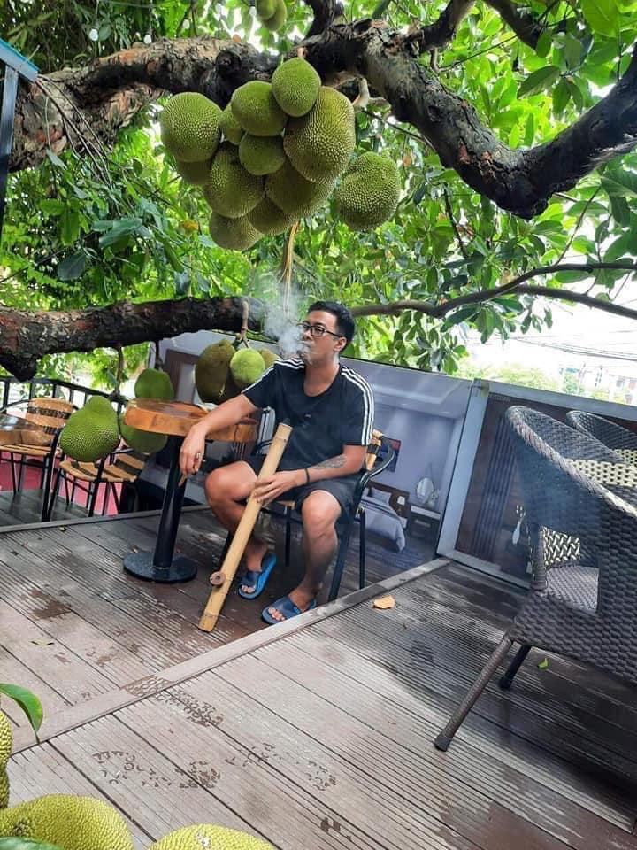 Truy lùng quán cà phê mít ở Tuyên Quang, nghe tên đã thấy thơm lừng-2