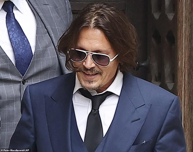 Lộ bằng chứng Johnny Depp đập phá nhà cửa, văng tục với vợ cũ-1