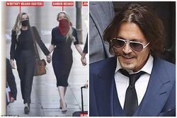 Lộ bằng chứng Johnny Depp đập phá nhà cửa, văng tục với vợ cũ