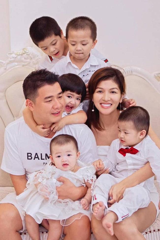 Hoa hậu 6 con Oanh Yến: Tôi chưa từng tránh thai, cứ bầu là đẻ, không cân nhắc-2