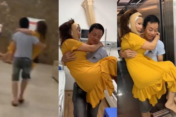 Hôn hít ôm ấp trên livestream, cô dâu 63 tuổi và chồng trẻ bị chỉ trích quá lố-6