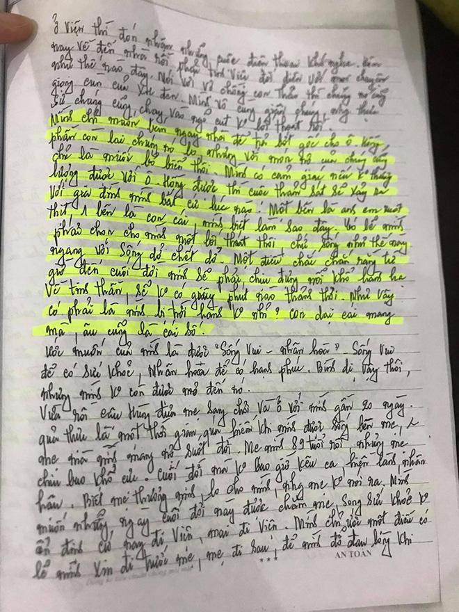 Vụ anh trai truy sát gia đình em gái: Hé lộ sự thật qua nhật ký cuối đời của nữ nạn nhân-7