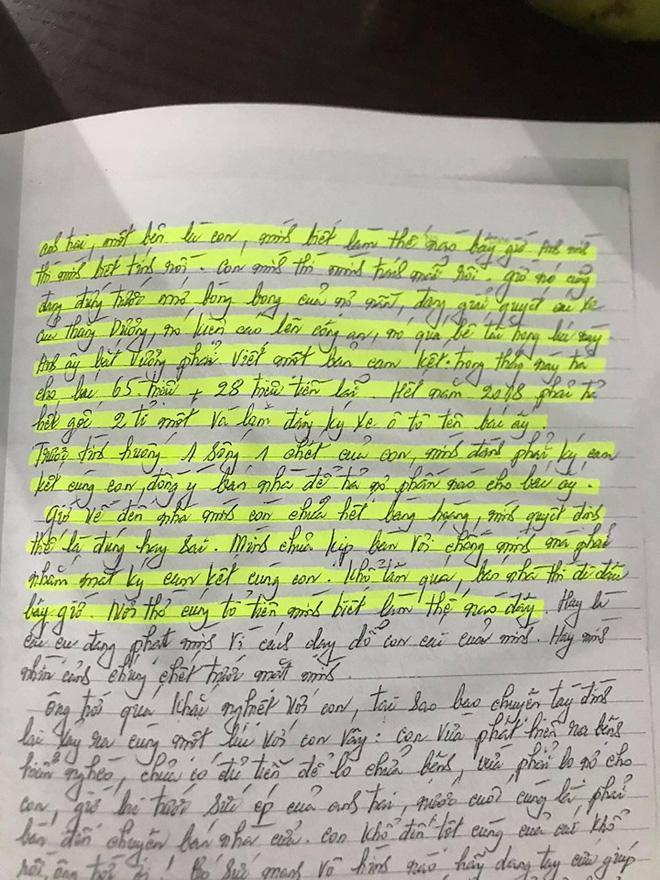 Vụ anh trai truy sát gia đình em gái: Hé lộ sự thật qua nhật ký cuối đời của nữ nạn nhân-8