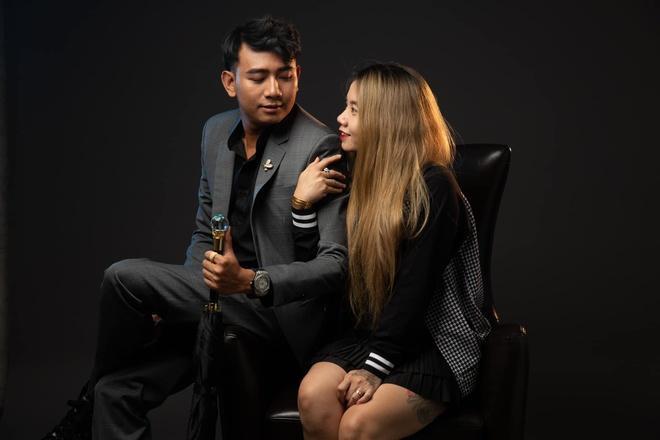 Binz - Châu Bùi và các cặp rapper - người đẹp nổi tiếng giới trẻ-7