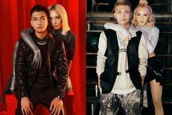 Binz - Châu Bùi và các cặp rapper - người đẹp nổi tiếng giới trẻ