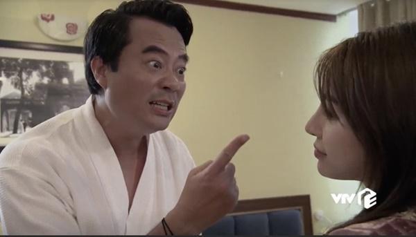 Nữ diễn viên lên tiếng khi bị chê mặc hở táo bạo trên phim giờ vàng-1