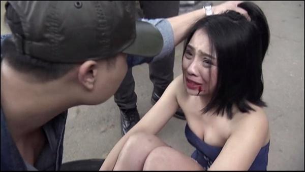 Nữ diễn viên lên tiếng khi bị chê mặc hở táo bạo trên phim giờ vàng-3