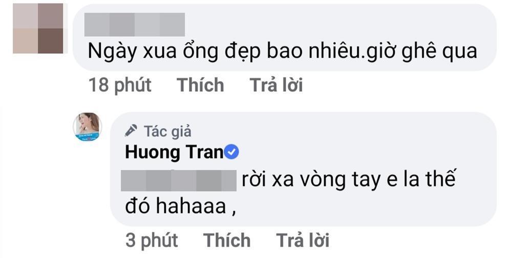 Dung mạo Việt Anh bị chê quá ghê, vợ cũ phát biểu: Rời vòng tay em là thế đó-2