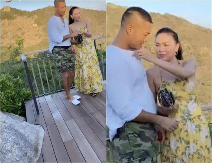 Đường tình lắm mối của Quỳnh Thư - mỹ nhân bị đồn yêu chồng cũ Quỳnh Nga-1