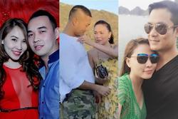 Đường tình 'lắm mối' của Quỳnh Thư - mỹ nhân bị đồn yêu chồng cũ Quỳnh Nga