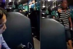 Chỉ vì nhắc đeo khẩu trang, nữ phụ xe bus bị khách hàng tát lật mặt