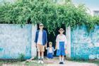 Bộ ảnh du lịch đẹp như bức tranh Hàn Quốc của gia đình chàng nhiếp ảnh trẻ