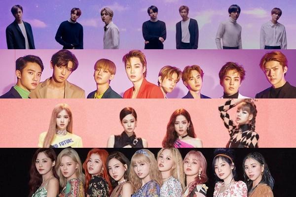 Những tên nhóm kỳ vọng trở thành Gen4 làm điên đảo Kpop sau BTS - BlackPink-1
