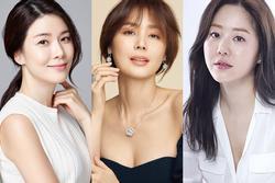 9 nàng Hậu đã đẹp lại còn có tài diễn xuất của màn ảnh Hàn