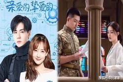 10 cặp đôi đẹp như mơ hứa hẹn 'gây sốt' màn ảnh xứ Trung