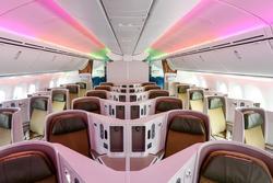 Bệnh nhân 91 sẽ hồi hương bằng Boeing dòng 787-10 từng cầm lái
