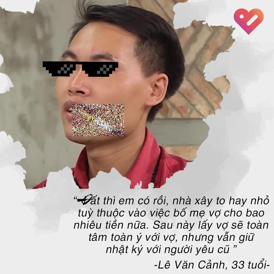 Cười ná thở ảnh chế những gương mặt vàng trong làng mai mối Bạn Muốn Hẹn Hò-5