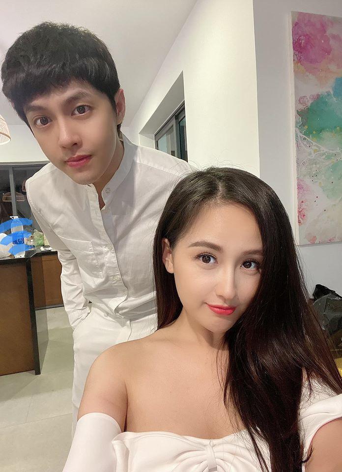 Phát sốt với clip Noo Phước Thịnh kéo khóa váy cho Mai Phương Thúy-2