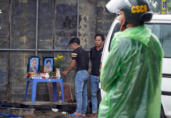 Vụ cháy tiệm cầm đồ 3 người chết: Dòng trạng thái rợn người trên Facebook nghi phạm-1