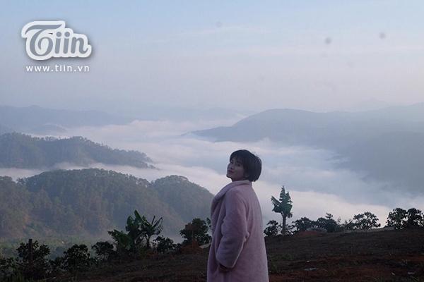 Cô gái dậy từ sáng sớm săn mây Đà Lạt và cái kết không thể đau lòng hơn-2