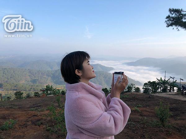 Cô gái dậy từ sáng sớm săn mây Đà Lạt và cái kết không thể đau lòng hơn-3