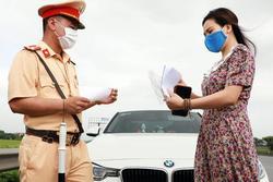 Giả mất bằng lái xe để xin cấp lại sẽ phải sát hạch từ đầu