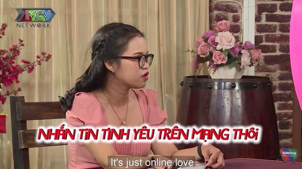 Tham gia show hẹn hò trong khi đang tán tỉnh người khác, cô gái bị MC Cát Tường chỉnh đẹp-1