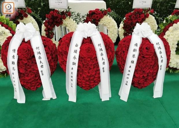 Những điều chưa tiết lộ trong tang lễ ông trùm sòng bạc Hà Hồng Sân-3