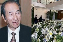 Những điều chưa tiết lộ trong tang lễ ông trùm sòng bạc Hà Hồng Sân