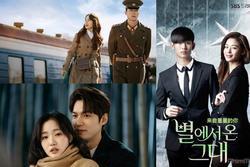 5 mô típ 'cũ mèm' nhưng vẫn được 'mọt' phim Hàn yêu thích